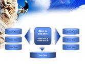 Sport Climbing PowerPoint Template#13