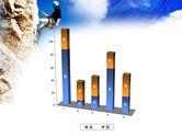 Sport Climbing PowerPoint Template#17