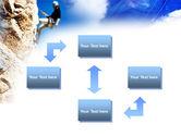 Sport Climbing PowerPoint Template#4