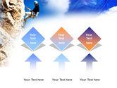 Sport Climbing PowerPoint Template#5