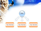 Sport Climbing PowerPoint Template#8