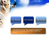 Sport Climbing PowerPoint Template#9