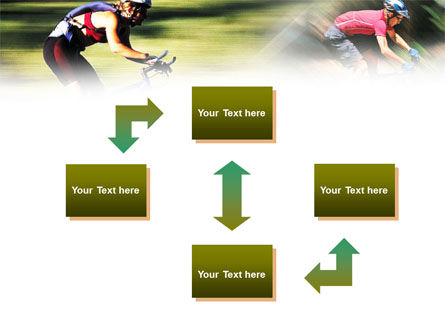 Cycling PowerPoint Template Slide 4
