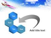 Pink Windsurf PowerPoint Template#11