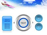 Pink Windsurf PowerPoint Template#12