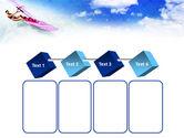 Pink Windsurf PowerPoint Template#18