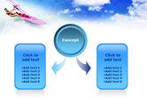 Pink Windsurf PowerPoint Template#4