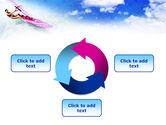 Pink Windsurf PowerPoint Template#9