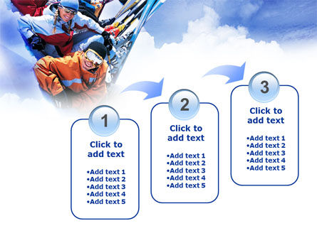 Ski Tourism PowerPoint Template Slide 14