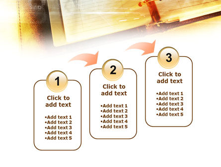 Business Calendar PowerPoint Template Slide 14