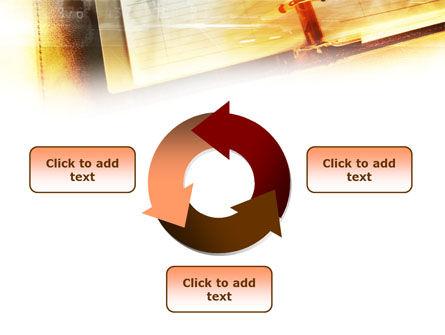 Business Calendar PowerPoint Template Slide 9