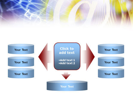 Interactive Search PowerPoint Template Slide 13