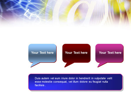 Interactive Search PowerPoint Template Slide 9