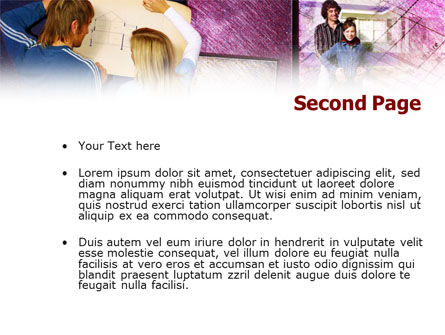 Free Home Re-planning PowerPoint Template Slide 2
