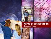 Careers/Industry: 家庭重新规划免费PowerPoint模板 #01128