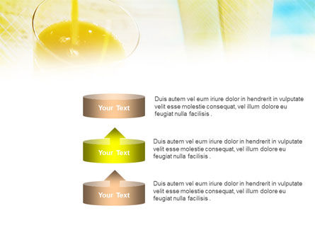 Fresh Juice PowerPoint Template Slide 10