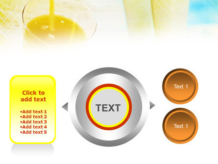 Fresh Juice PowerPoint Template Slide 12
