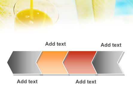 Fresh Juice PowerPoint Template Slide 16