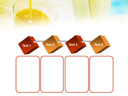Fresh Juice PowerPoint Template Slide 18