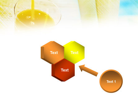 Fresh Juice PowerPoint Template Slide 19