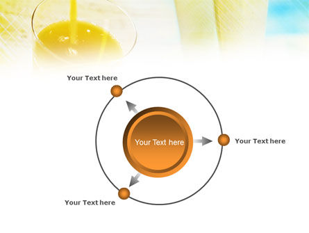 Fresh Juice PowerPoint Template Slide 7