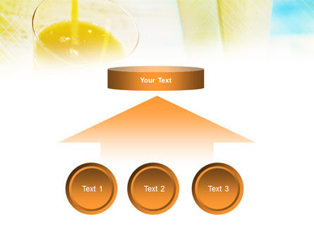 Fresh Juice PowerPoint Template Slide 8