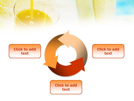 Fresh Juice PowerPoint Template Slide 9