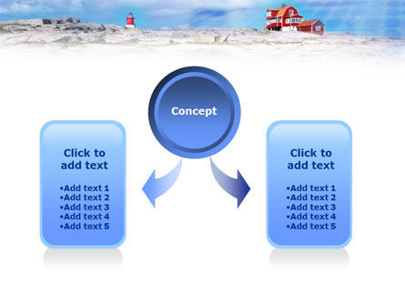 Shore House PowerPoint Template Slide 4