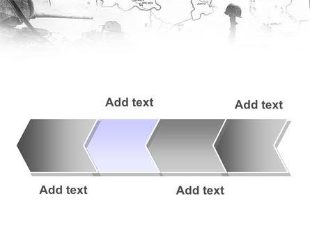 World War II PowerPoint Template Slide 16