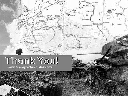 World War II PowerPoint Template Slide 20