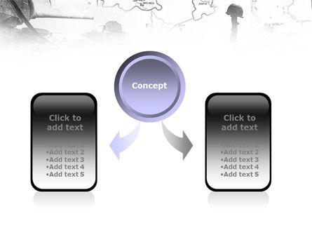 World War II PowerPoint Template Slide 4