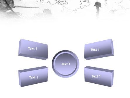 World War II PowerPoint Template Slide 6