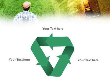 Field Harvesting PowerPoint Template Slide 10