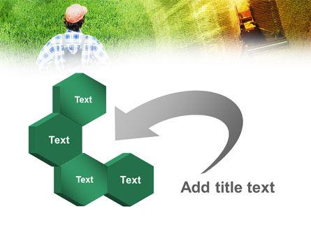 Field Harvesting PowerPoint Template Slide 11