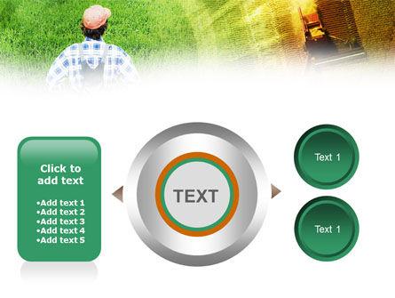 Field Harvesting PowerPoint Template Slide 12