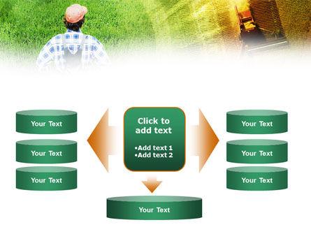 Field Harvesting PowerPoint Template Slide 13