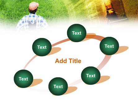Field Harvesting PowerPoint Template Slide 14