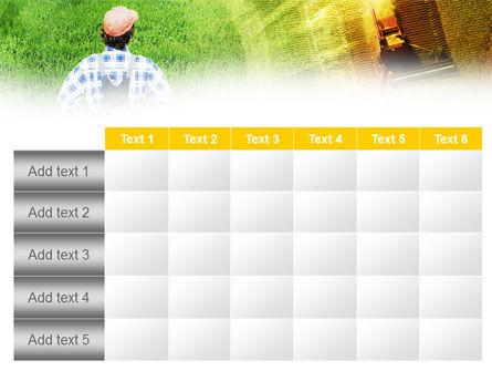 Field Harvesting PowerPoint Template Slide 15