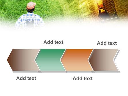 Field Harvesting PowerPoint Template Slide 16