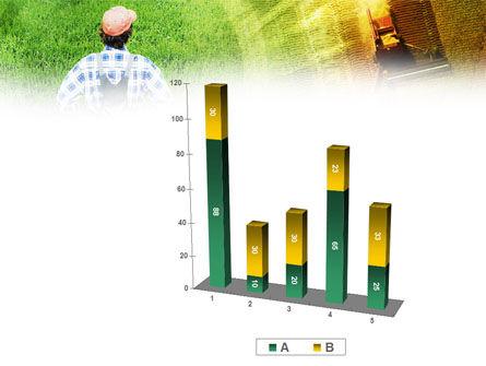 Field Harvesting PowerPoint Template Slide 17