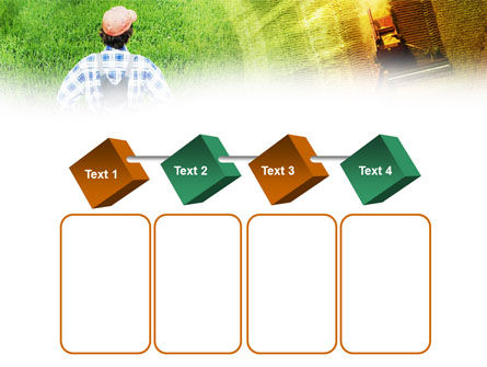 Field Harvesting PowerPoint Template Slide 18