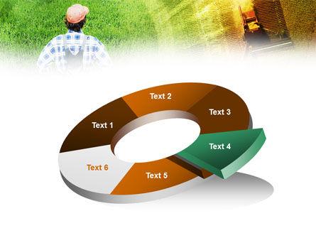 Field Harvesting PowerPoint Template Slide 19