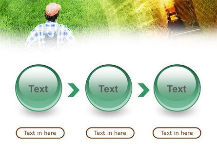 Field Harvesting PowerPoint Template Slide 5