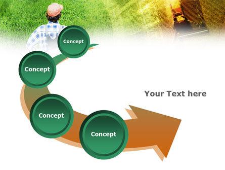 Field Harvesting PowerPoint Template Slide 6