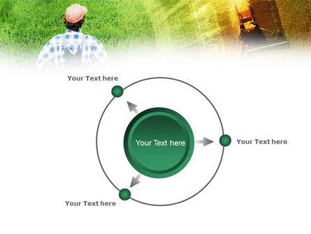Field Harvesting PowerPoint Template Slide 7