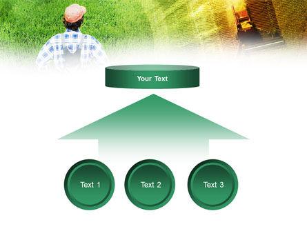 Field Harvesting PowerPoint Template Slide 8