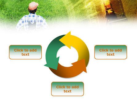 Field Harvesting PowerPoint Template Slide 9