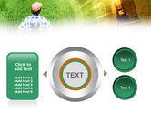 Field Harvesting PowerPoint Template#12