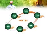 Field Harvesting PowerPoint Template#14