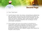 Field Harvesting PowerPoint Template#2